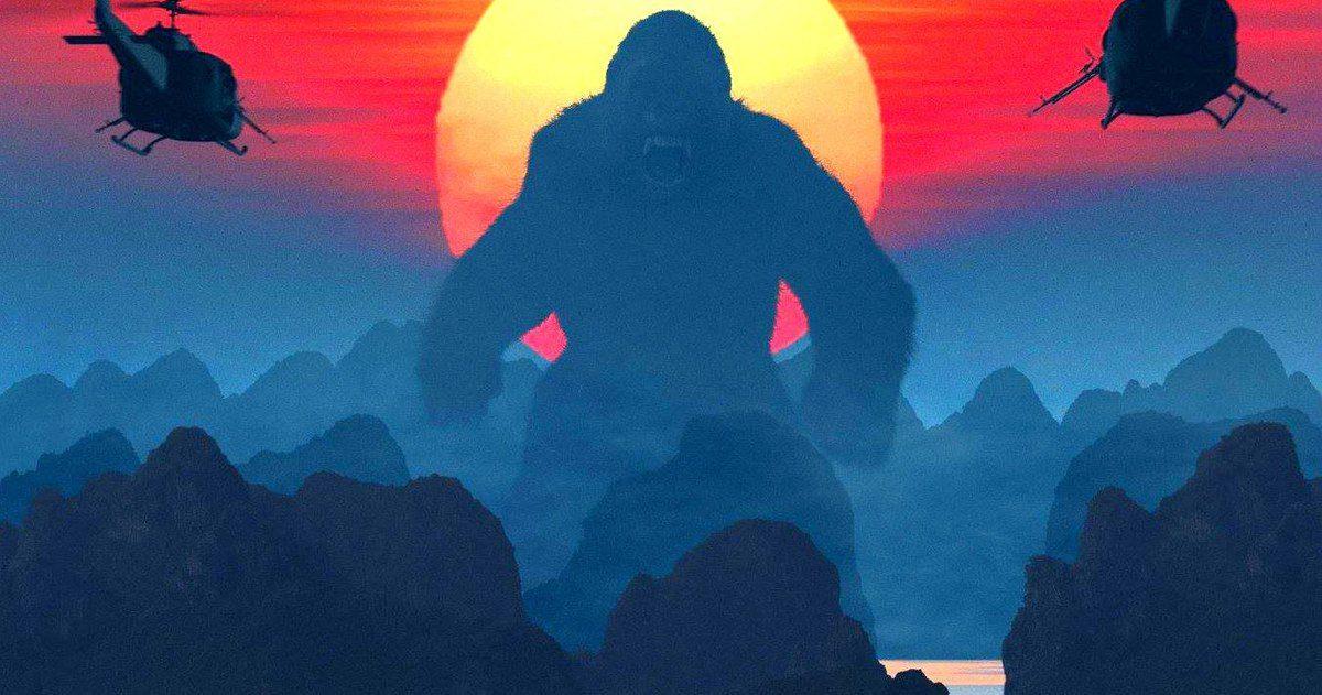 Premiera Tygodnia Kong Wyspa Czaszki Jądro Ciemności